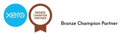 hrh business services xero bronze champion partner melton mowbray rutland leicester